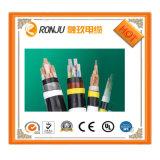 Алюминиевый проводник XLPE/PVC/PE изолировал кабель системы управления обшитый PVC гибкий
