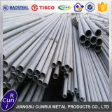 SUS304 sin fisuras de grado alimentario tubo Tubo de acero inoxidable para alimentos la máquina