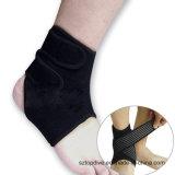 Proporciona el soporte ajustable estabilizan la paréntesis dañada del neopreno del tobillo