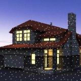 Indicatore luminoso della proiezione di turbine di neve di neve di IP65 LED per la decorazione esterna di festa