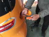 Automobile elettrica automatica delle 4 rotelle di Seater di controllo astuto 2 una mini da vendere