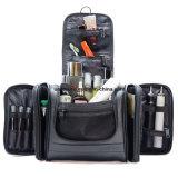 移動のイミテーション・レザーの洗面用品のツールは袋の装飾的な記憶の箱を運ぶ