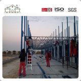 Prefab House Operário Camp House Light Estrutura de aço House