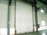 産業鋼鉄部門別のオーバーヘッドドア