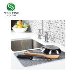 Stuoia di secchezza del silicone termoresistente di Spuare per la cucina