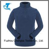 Мужчина Половин-Промелькивает куртку ватки пуловера облегченную твердую приполюсную термально