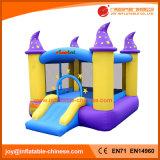 膨脹可能な跳躍のMoonwalkのおもちゃの弾力がある城か膨脹可能な警備員(T1050)