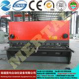 容易な操作油圧CNCせん断機械QC11yシリーズ