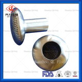 衛生ステンレス鋼304/316L水フィルターか管フィルター