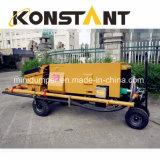 Kleber-Pflaster-Maschinerie mit hydraulischer Mörtel-Pumpe für Aufbau