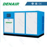 Compresseur d'air de vis de grande capacité de basse pression à vendre