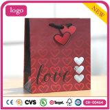Valentinstag-Liebes-Hochzeits-Andenken-romantische Geschenk-Papiertüten