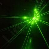 система выставки лазерного луча одушевленност RGB полного цвета 2W