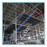 Coffre-fort de la conception d'Échafaudage durables pour la construction