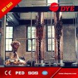 distillateurs d'alcool illégal de l'acier inoxydable 500L pour la fabrication de whiskey