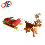 선전용 크리스마스 아이를 위한 플라스틱 사슴 선물 장난감