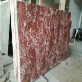 La promoción de la Encimera Rosso Levanto losas y azulejos de mármol,