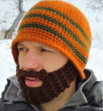 Оптовый смешной взрослый предельный бородатый Beanie