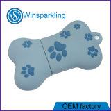 Heißer Verkaufs-nettes Hundeknochen USB2.0 USB-Blitz-Laufwerk