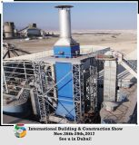 Maquinaria da fabricação do pó da gipsita da capacidade elevada 50 000t