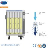Zuivering 50cfm van Heatless de Modulaire Droger van de Lucht van de Compressor van de Adsorptie