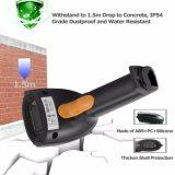 Ordinateur de poche laser 1D scanner de code à barres, 200 acquisitions/Sec haute vitesse câblé Lecteur de codes à barres, ce, de FAC. RoHS approuvé, le meilleur pour la vente au détail d'un supermarché, E-Commerce, MJ2809