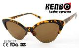 Солнечные очки с половины рамы для охлаждения Леди Kp70297