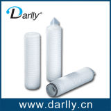 Nylon gefalteter Filtereinsatz