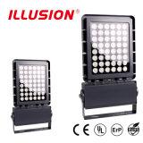 luz de inundación de fundición a presión a troquel impermeable estupenda de 100Lm/w IP67 LED