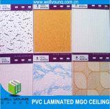 Wellyoung 595X595, MGO 603X603 het Vuurvaste Plafond van pvc