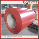 Q195 Q235 Q345 a enduit la bobine d'une première couche de peinture en acier galvanisée