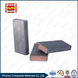 Juntas eléctricas de la transición del metal revestido del aluminio/del cobre del surtidor de los materiales de Hunan Forhome