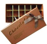 Customize Handmade Paper Chocolate Box