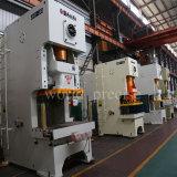 Jh21 Série C a Folha de tipo de máquina de perfuração de estamparia de metal 100t Potência Excêntrico Mecânica Pressione