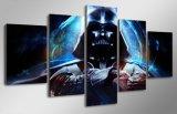 Atfipan Unframed Star Wars, das den Weinlese-Wand-Kunst-Segeltuch-Druck anstreicht vollkommene Wand-Abbildungen für Wohnzimmer-heiße Kunst Cuadros anstreicht