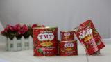 Pasta de tomate com a embalagem a vácuo