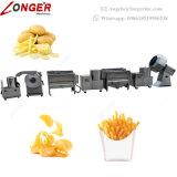 Commerciaux et Industriels Chips de pommes de terre semi-automatique Making Machine
