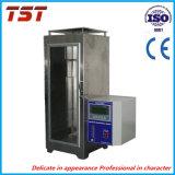 Machine verticale d'appareil de contrôle d'inflammabilité