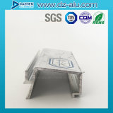 Profil en aluminium d'entrée principale de système des prix les plus inférieurs avec la couleur personnalisée