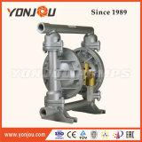 공기에 의하여 운영하는 압축 공기를 넣은 격막 펌프 테플론
