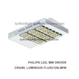 indicatore luminoso di via del driver LED di Meanwell di sorgente di 120lm/W Philips LED
