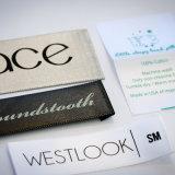 Мода дизайн печати этикеток для одежды