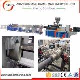 Soldadura plástica del tubo del PVC que hace la máquina
