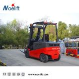 ISO AC engine 1,5 - 3t Four Wheels Electric Forklift material handling equipment