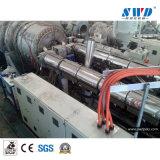 플라스틱 LDPE HDPE 가스 공급 관 관 밀어남 생산 라인