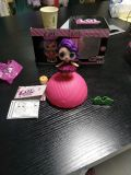10см Big Lol кукол Lol шарик удивление кукла торжественного Edition золотого порошка удивление кукла 5 слоев действий рисунок Сюрпризом яйца с функцией Lol кукла