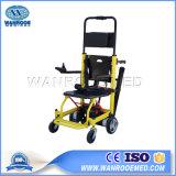 Sedia a rotelle rampicante adagiantesi della scala elettrica di vendita calda di Ea-8fpn