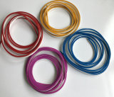 Flexneonlicht der Farben-Umhüllungen-12V des Zoll-LED für Oudoor/Innenzeichen
