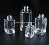 50ml 100ml Square personalizado Perfume garrafas de vidro com tampa