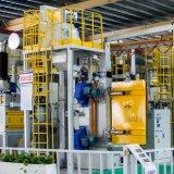 La Chine haut Qaulity Spinner Hanger hook shot Blast fournisseurs de machines de type crochet Vente chaude Mayflay grenaillage la machine pour la partie métallique de nettoyage
